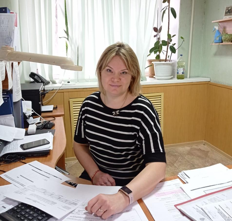 Воликова Елена Фёдоровна