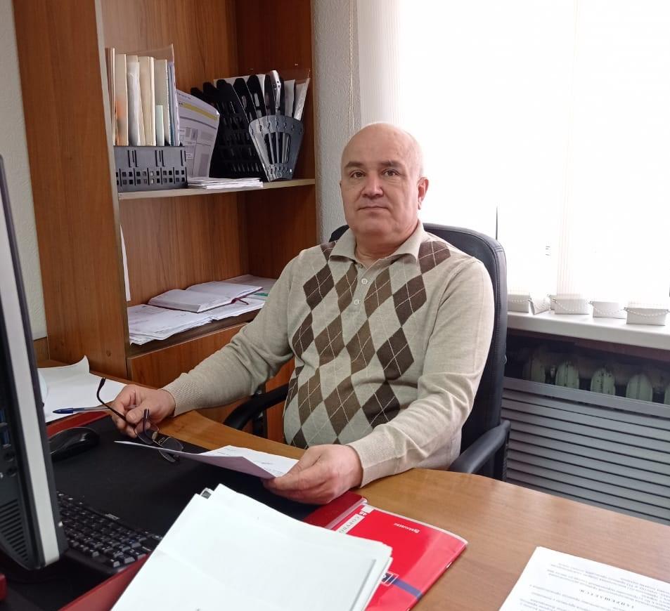 Шагиахметов Азат Махмудович