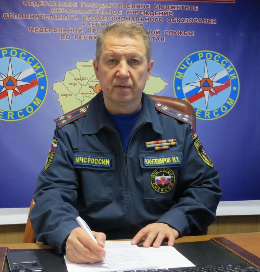 Кантемиров Мансур Ханяфиевич